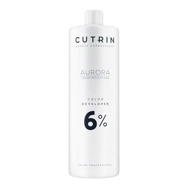 Cutrin Окислитель 6% 1000 мл (Cutrin, Aurora)