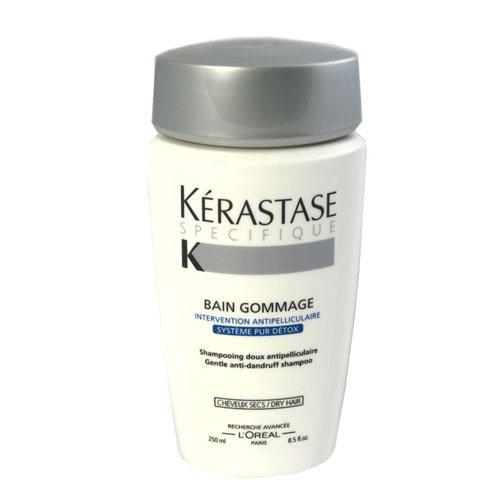Отшелушивающая ШампуньВанна от перхоти для сухих волос 250 мл (Kerastase, Specifique) kerastase курс против перхоти 12х6мл