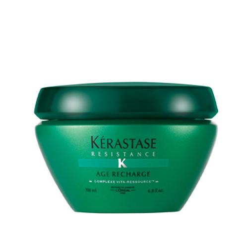 цена на Укрепляющая маска АжРешарж 200 мл (Kerastase, Resistance)