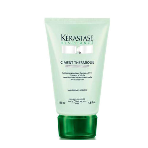 Молочко ТермоЦемент 125 мл (Kerastase, Resistance) блеск bf молочко восстанавливающее кондиционирующее для волос 150 мл