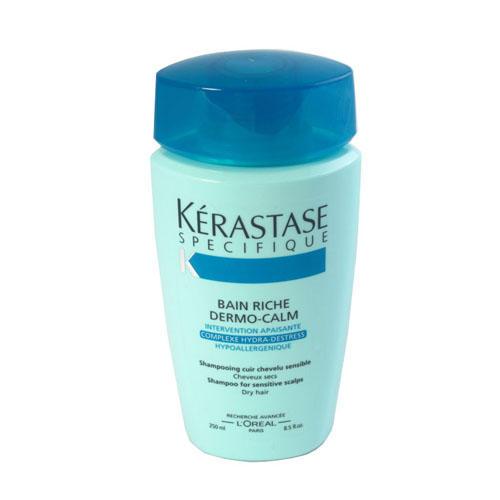 ШампуньВанна ДермоКалм для чувствительной кожи и сухих волос 250 мл (Kerastase, Specifique DermoCalm) шампуньванна против выпадения стимулист gl 250 мл kerastase specifique