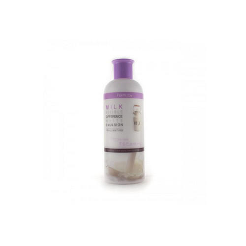 Увлажняющая и осветляющая эмульсия с экстрактом молока 350мл (Farmstay, Для лица)