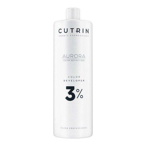 Cutrin Окислитель 3% 1000 мл (Cutrin, Aurora)