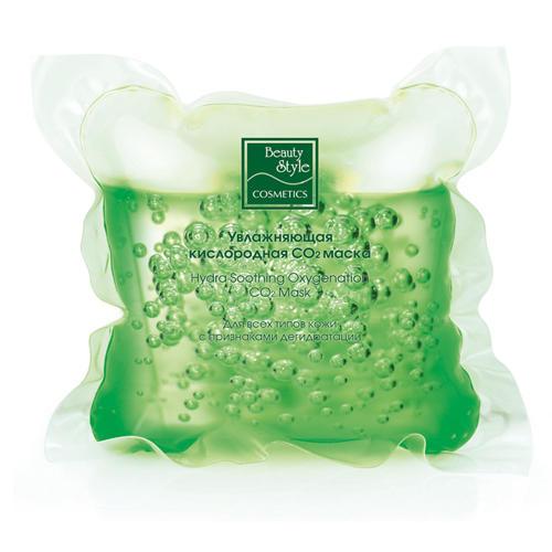 Beauty Style Увлажняющая кислородная СО2 маска 30 мл (Кислородные CO2 маски)