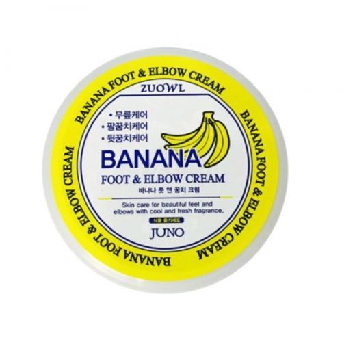 Крем для ног и локтей с бананом, 100 мл (Juno, Juno)