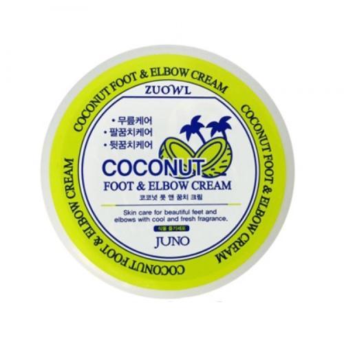 Крем для ног и локтей с кокосом, 100 мл (Juno, Juno) juno zuowl foot elbow cream banana крем для ног и локтей с бананом 100 мл