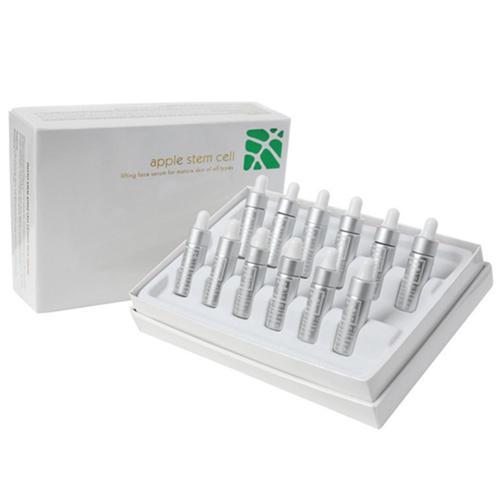 Лифтинговая сыворотка для лица 5мл х 12шт (Beauty Style, Apple Stem Cell) лифтинг сыворотка для глаз beauty style apple stem cell