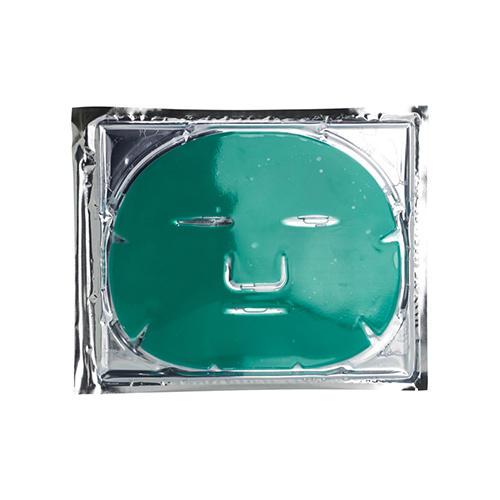 Коллагеновая балансирующая маска с зеленым чаем для жирной и смешанной кожи Контроль (Beauty Style, Коллагеновый уход) beauty style гидрогелевая увлажняющая балансирующая маска для смешанной и жирной кожи контроль 6 шт