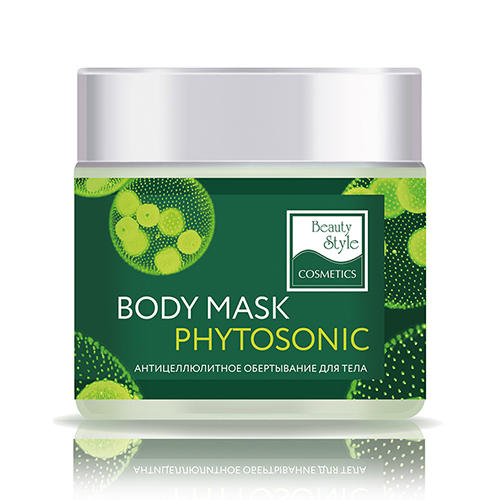 Обертывание антицеллюлитное для тела Body mask Phytosonic, 500 мл (Beauty Style, Phytosonic Антицеллюлит) punk style hollow out multilayered body chain for women