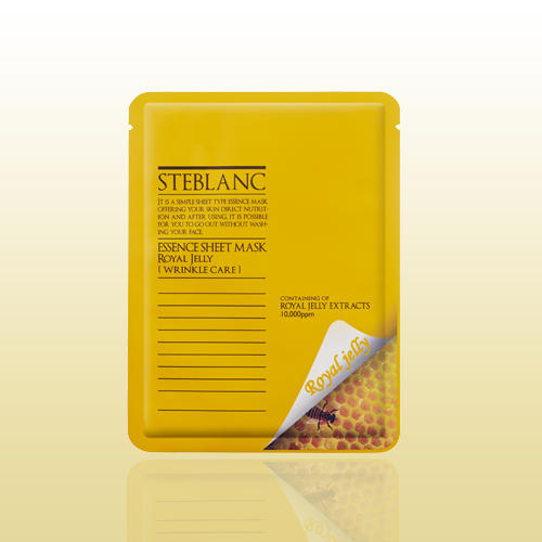 Маска для лица против морщин с экстрактом МАТОЧНОГО МОЛОЧКА (Steblanc, Mask) недорого