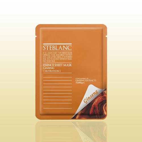 Маска для лица Питательная с экстрактом ЖЕНЬШЕНЯ (Steblanc, Mask) недорого
