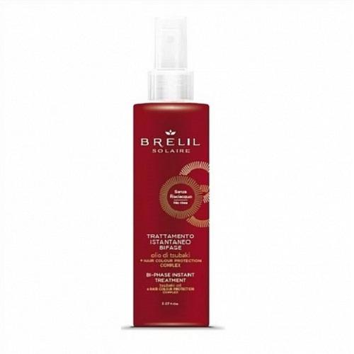 Brelil Professional Невидимый защитный спрей для волос 150 мл (Brelil Professional, Biotraitement) ducray неоптид лосьон от выпадения волос для мужчин 100 мл