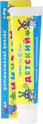 Фото - НЕВСКАЯ КОСМЕТИКА Детский крем Легкий Увлажняющий 40 мл (НЕВСКАЯ КОСМЕТИКА, Косметика для малышей) косметика