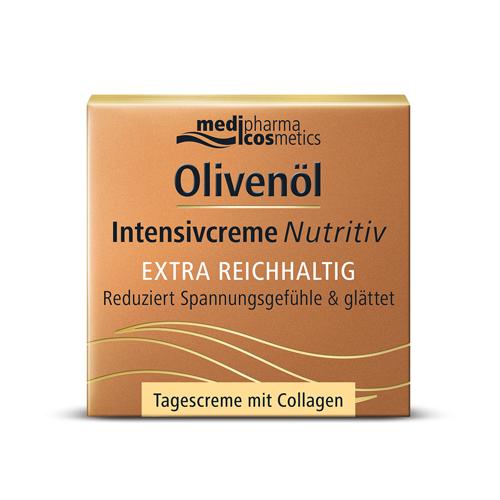 Купить Medipharma Cosmetics Olivenol крем для лица интенсив питательный дневной, 50 мл (Medipharma Cosmetics, Olivenol)