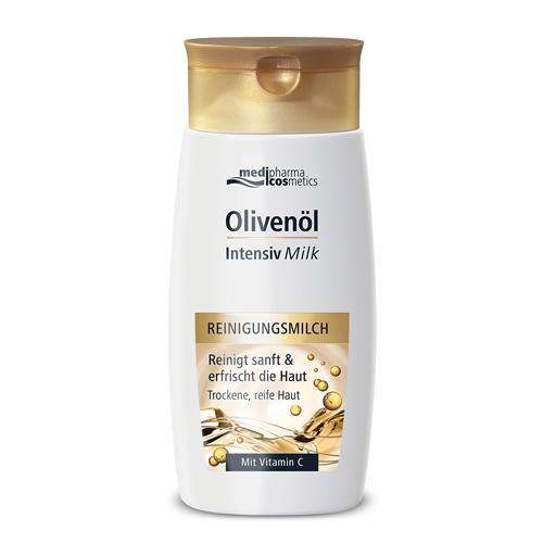 Купить Medipharma Cosmetics Olivenol очищающее молочко для лица интенсив, 200 мл (Medipharma Cosmetics, Olivenol Intensiv)