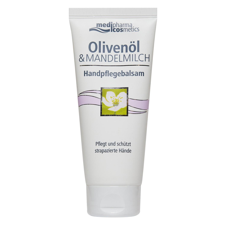 Medipharma Cosmetics Бальзам для рук Olivenol с миндальным маслом, 100 мл (Medipharma Cosmetics, Olivenol)