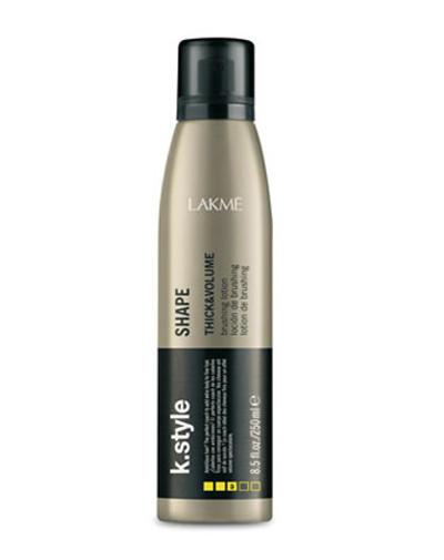 Lakme Shape Лосьон для укладки волос, придающий объем 250 мл (Lakme, Средства для укладки) ducray неоптид лосьон от выпадения волос для мужчин 100 мл