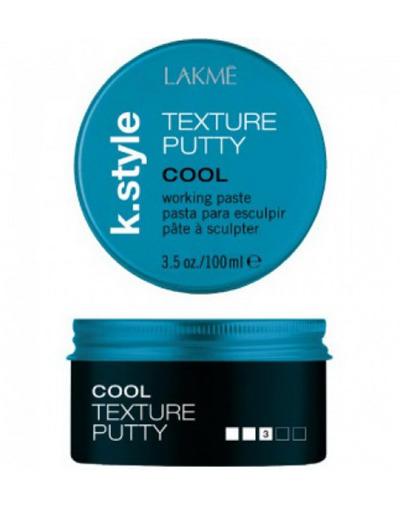 Texture Putty Паста для текстурирования 100 мл (Lakme, Средства для укладки) lakme воск для укладки волос с матовым эффектом matter 50 мл