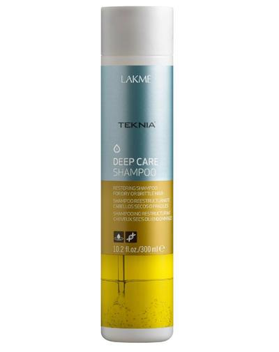 Deep care Шампунь восстанавливающий для сухих или поврежденных волос 300 мл (Lakme, Deep care) недорого