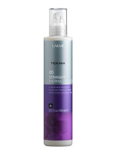 Straight Cпрей для экстремальной термозащиты волос 300 мл (Lakme, Средства для укладки) lakme straight thermal protector