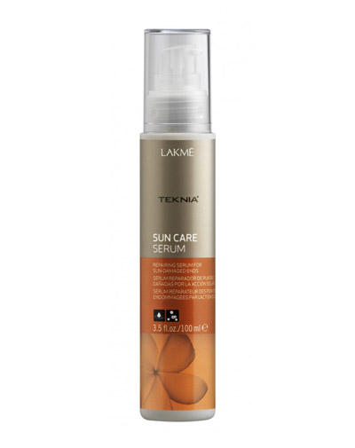 Lakme Sun care  Сыворотка для восстановления поврежденных солнцем кончиков волос 100 мл (Lakme, Sun care)