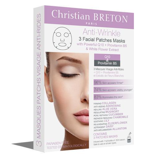 Christian Breton Paris Маска для лица против морщин 3 шт (Christian Breton Paris, Age Priority)