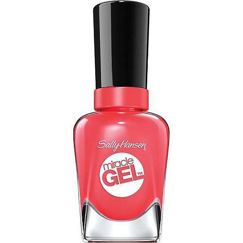 Гель лак для ногтей Miracle Gel, 14 мл (Sally Hansen, Цвет) цена