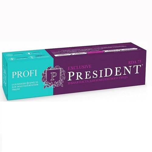 President Зубная паста PROFI Exclusive 100 мл 1 шт (President, Exclusive)