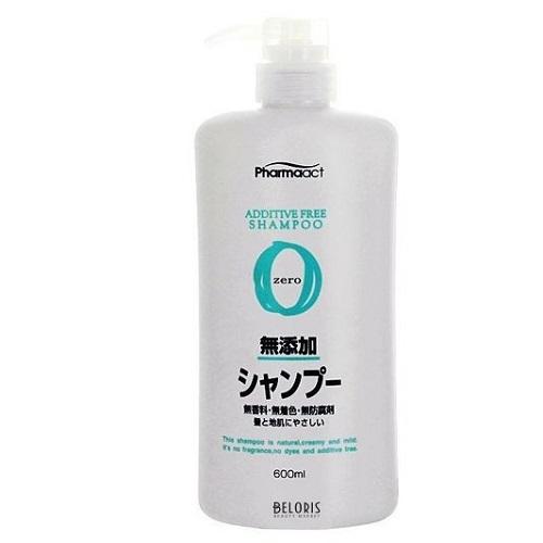 Купить Kumano cosmetics Шампунь на растительной основе для чувствительной кожи головы 600 мл (Kumano cosmetics, Шампуни для волос), Япония
