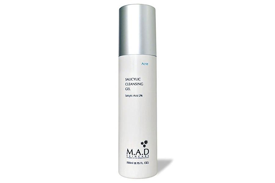 Купить M.A.D. Очищающий гель с 2% салициловой кислотой 200 мл (M.A.D., Acne)