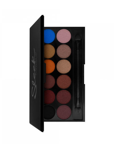 Eyeshadow Palette IDivine Sunset Тени для век в палетке, 12 тонов (, Глаза) ricom вешалка для одежды ricom а1235 u9doic8