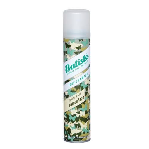 Camouflage Сухой шампунь 200 мл (Batiste, Fragrance) batiste шампунь сухой фруктовый аромат nice 200 мл