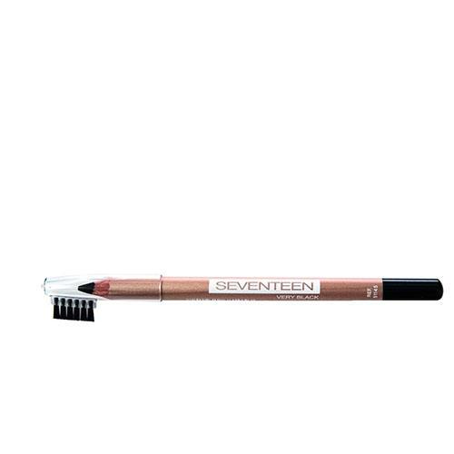 Карандаш для бровей с щеточкой Longstay Eyebrow Shaper (Seventeen, Брови) карандаш для губ seventeen longstay lip shaper 19 цвет 19 ginger variant hex name 793745