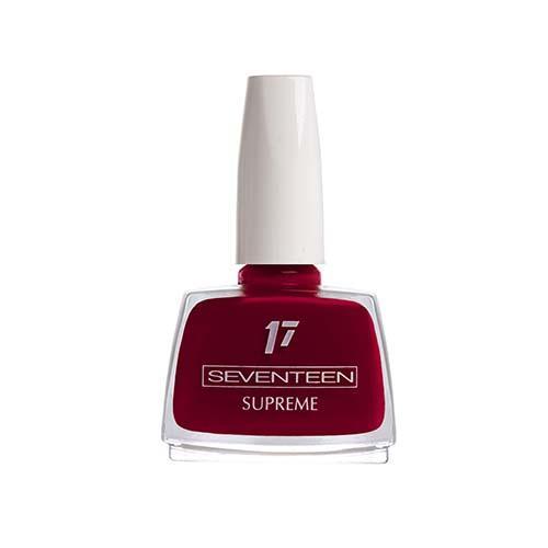 Лак для ногтей Supreme Nail Enamel (Seventeen, Ногти)