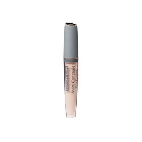 Матовый жидкий консилер Μatt Concealer Extra Coverage (Seventeen, Лицо) nyx professional makeup жидкий консилер для лица concealer wand sand beige 045