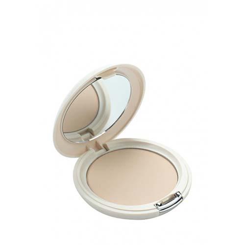 цена на Компактная шелковая пудра для лица Natural Glow Silky Powder (Seventeen, Лицо)