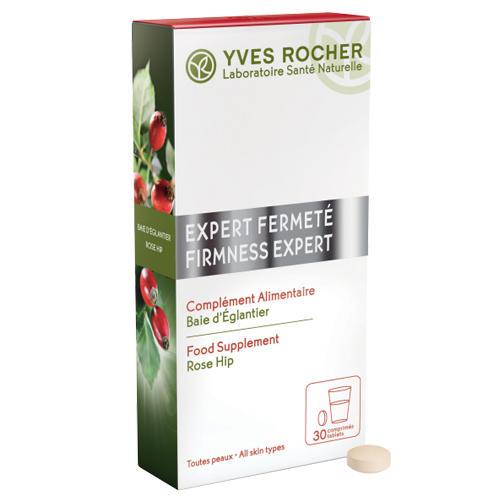 Yves Rocher Эксперт Упругости кожи, 30 таблеток по 515 мг (Expert Fermete)