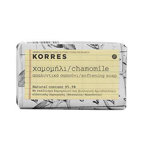 Мыло для лица с ромашкой 125 гр (Korres Мыло)