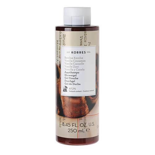 Гель для душа Ваниль, 250 мл (Korres, Korres Гели для душа) гель для душа korres shower gel almond