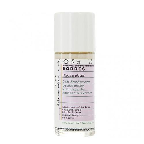 Korres Дезодорант с экстрактом хвоща для очень чувствительной кожи 24 часа 30 м (Korres, Korres Для тела)