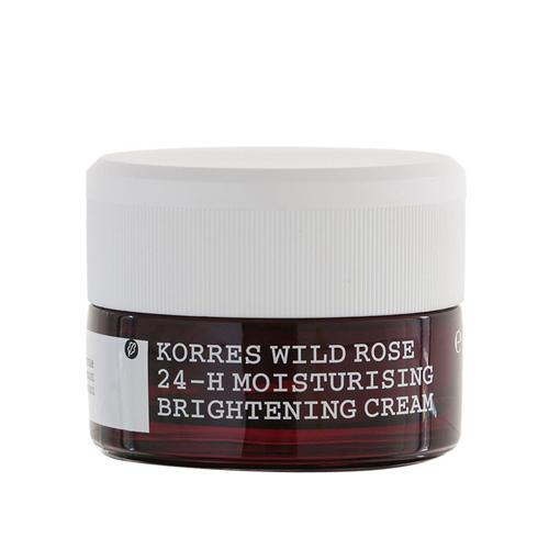 Увлажняющий крем 24 часа с дикой розой для нормальной сухой кожи 40 мл (Korres Увлажняющие средства)
