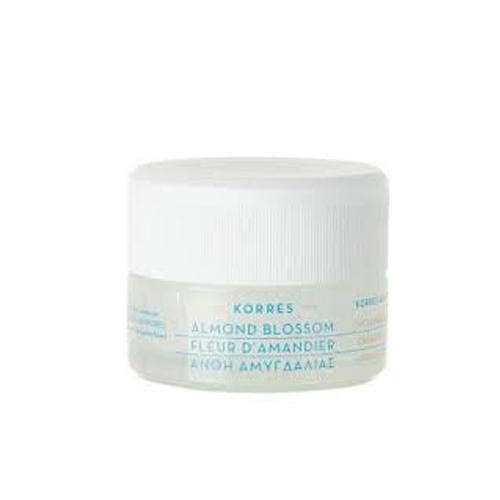 Увлажняющий крем с соцветиями миндаля для нормальной и сухой кожи, 40 мл (Korres, Korres Увлажняющие средства)