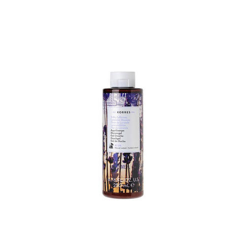 Гель для душа Лаванда 250 мл (Korres, Korres Гели для душа) гель для душа korres blue sage lime fir wood shower gel 250 мл