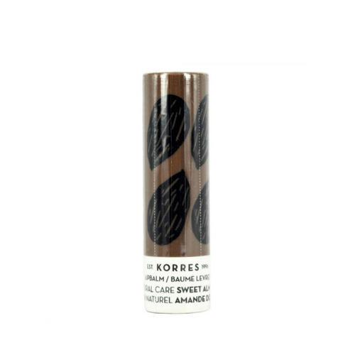 Korres Бальзам-стик для губ натуральная защита Сладкий миндаль 5 мл (Korres, Для губ)