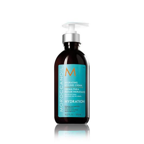 Moroccanoil Крем для укладки увлажняющий всех типов волос 300мл (Moroccanoil, Стайлинг & Уходы)