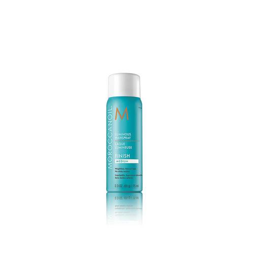 Купить Moroccanoil Сияющий Лак эластичной фиксации Luminous Hairspray 75мл (Moroccanoil, Мини-Объемы), Израиль