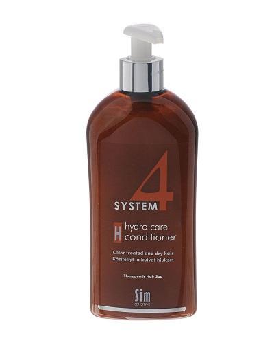 Купить Sim Sensitive Бальзам терапевтический Н для сухих и поврежденных окрашиванием волос 500 мл (Sim Sensitive, System 4), Финляндия
