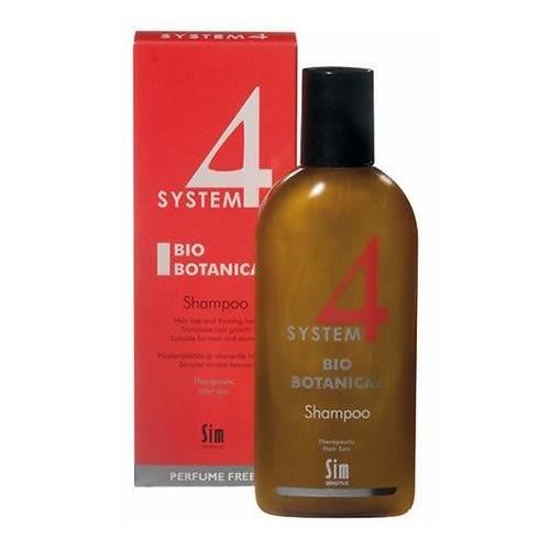 Купить Sim Sensitive Био Ботанический шампунь для роста волос 215 мл (Sim Sensitive, System 4), Финляндия