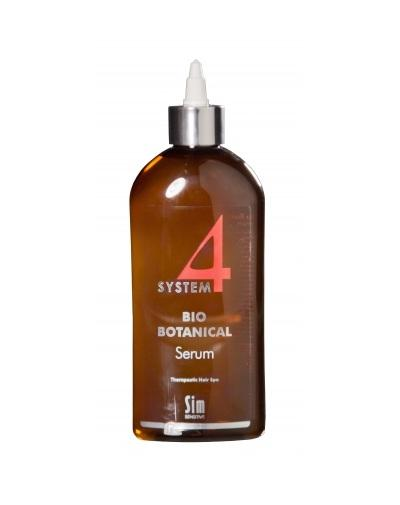 Купить Sim Sensitive Био Ботаническая сыворотка для роста волос 500 мл (Sim Sensitive, System 4), Финляндия