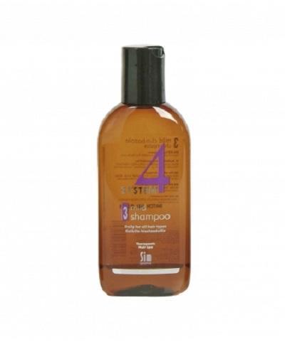 Шампунь 3 для всех типов волос профилактического применения 100 мл (Sim Sensitive, System 4) sim sensitive комплекс от выпадения волос system 4 3шт по 100 мл